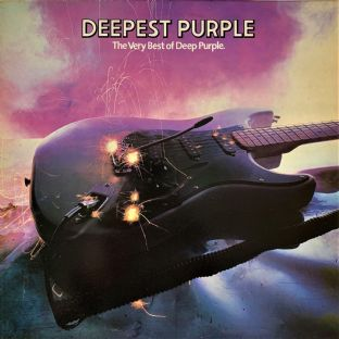 Deep Purple - Deepest Purple: The Very Best Of Deep Purple (LP) (VG/VG)
